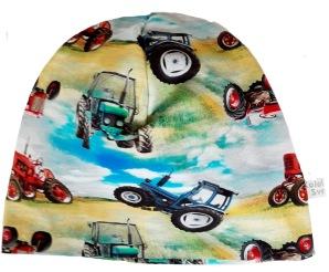 Traktor gammeldags