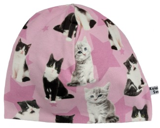 Katter rosa - 48-53 cm. Ca:3 år-5 år.