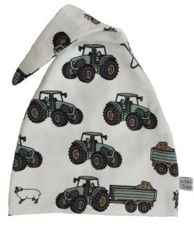 Traktor med vagn offw. - 34-38 cm. Ca: 0-3 månader
