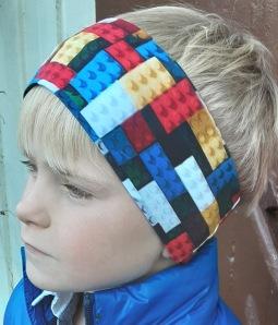 Pannband Lego