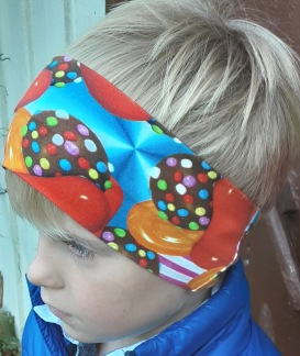 Pannband candy -