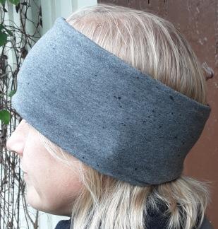 Enfärgad grå - För ungdom och vuxen