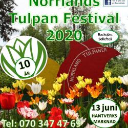 Presentkort Norrland Tulpan Festival 2020