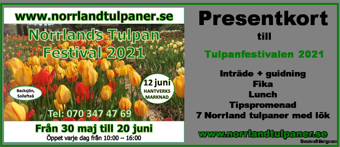 Presentkort NTF 2021