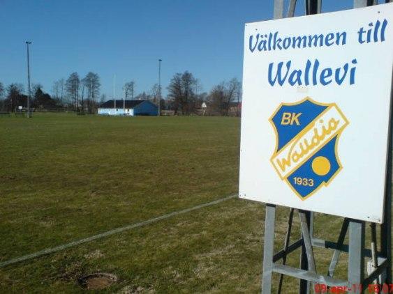 Walldia är en genuin fotbollsförening i Vallberga med anor från 30-talet