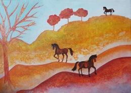 Hästkullar