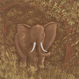 Elefant - såld