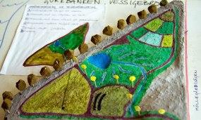 Gurkbänken ska bli en oas i Vessigebro. FOTO: MICAEL GOTH