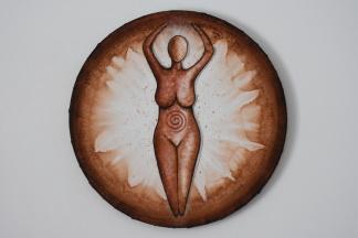 Tavla Earth Godess -