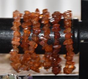 Armband karneol -
