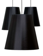 CONE Chintz black