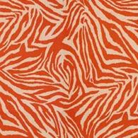 Funky Zebra Orange S