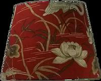 Heron & Lotus Röd