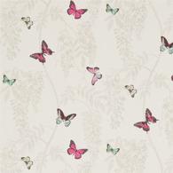 Wisteria & Butterfly Fuchsia PG7 M