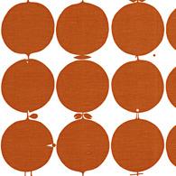 Tallyho Orange Bomull/Lin 50/50 PG1