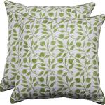 Kudde Rosehip Grön