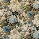 Floral-Pompadour-Velvet-Blå-PG14