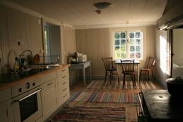 Köket i Nämndemanshuset
