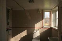 Toalett och dusch Nämndemanshuset