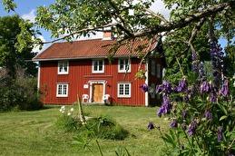 Nämndemanshuset från slutet av 1700-talet