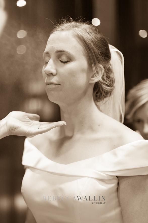 Bröllopsfotograf Rebecca Wallin, Tylösands hotell