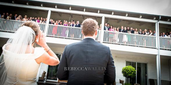 Bröllopsfotograf Rebecca Wallin, Pio Country club