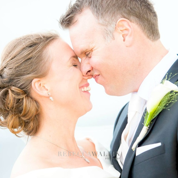 Bröllopsfotograf Österlen, Rebecca Wallin