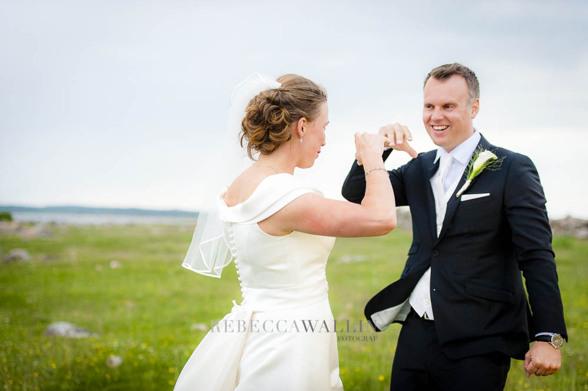 Bröllopsfotograf Ystad, Rebecca Wallin