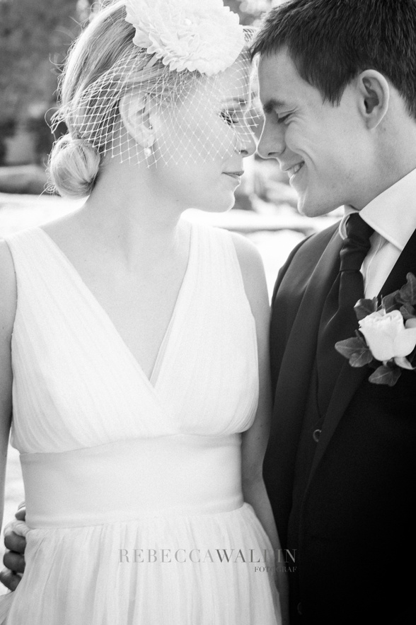 Bröllopsfotograf Skåne, Rebecca Wallin
