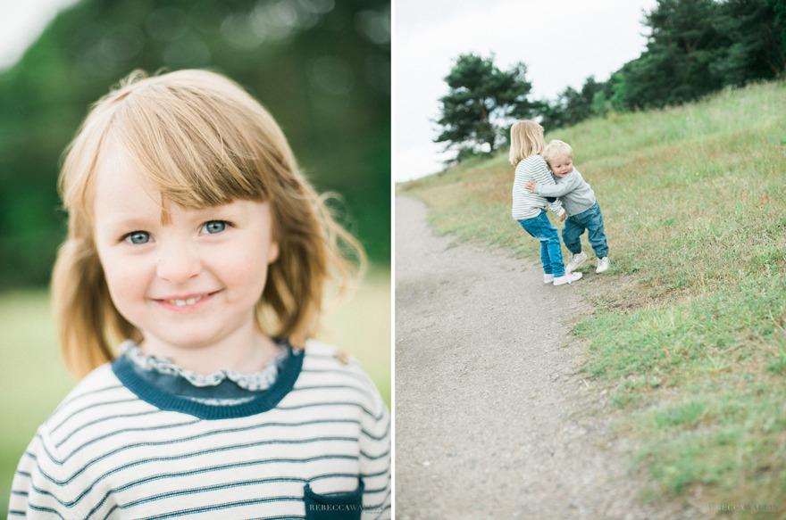 Familjefotografering, Österlen