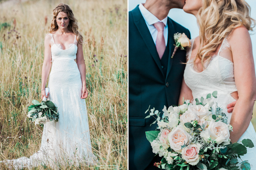 Bröllop på Österlen - fotograf Rebecca Wallin