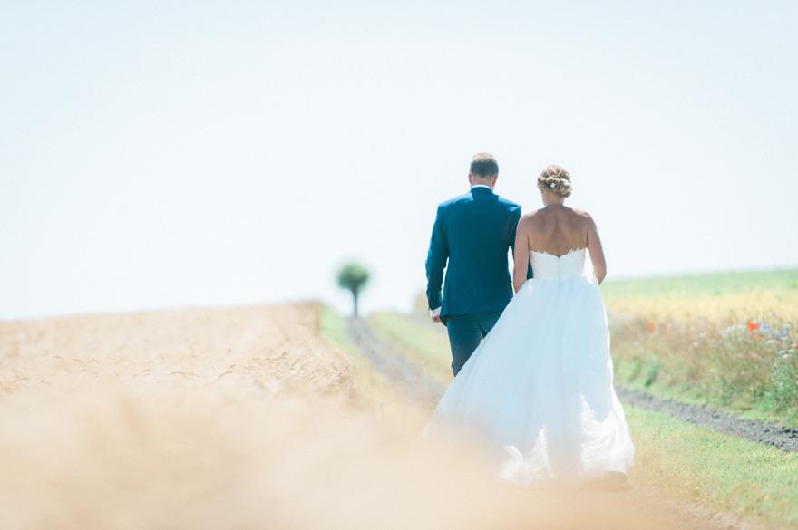 Rebecca Wallin Photography  - bröllop på Österlen