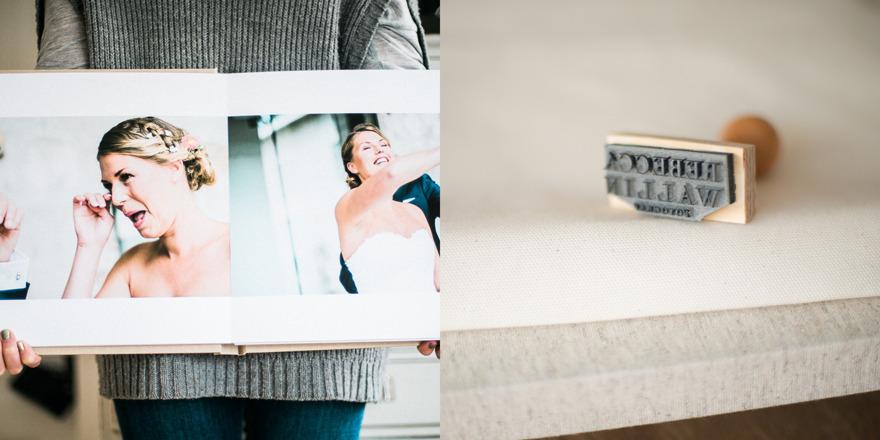 Fine art book - weddingphotographer, Österlen