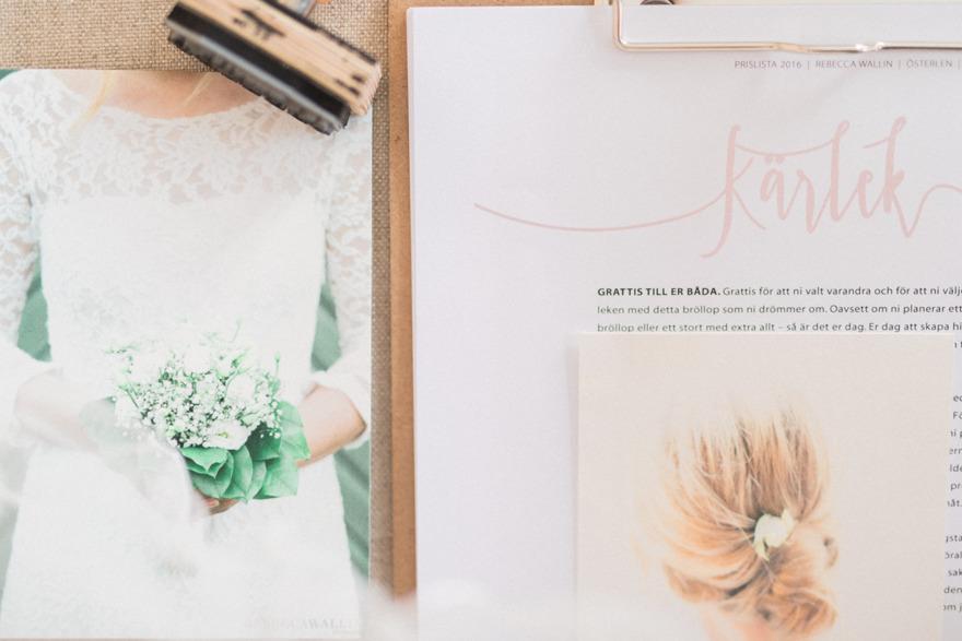 Bröllopsfotograf,  Österlen