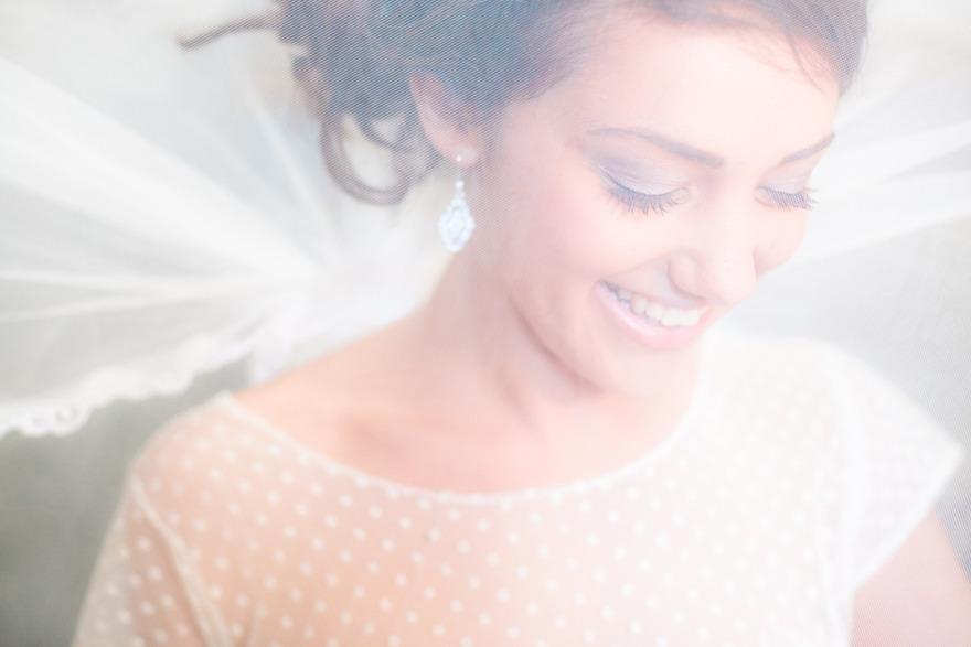 I kontakt med brudpar, Bröllop Österlen