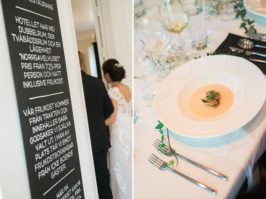 Bröllop på Kafferosteriet på Österlen. Foto Rebecca Wallin