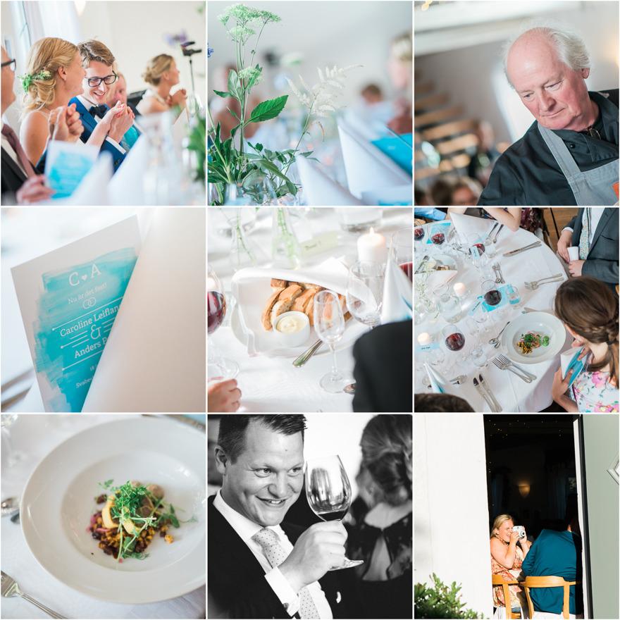 Bröllop på Svabesholms Kungsgård, Österlen