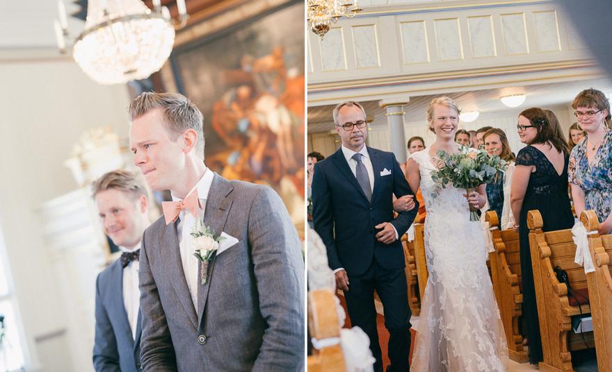 Bröllopsfotograf Rebecca Wallin på Bohus-Malmön