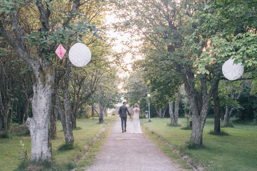 Bröllop i vintagestil, Bröllopsfotograf Rebecca Wallin, Folkets hus Bohus-Malmön