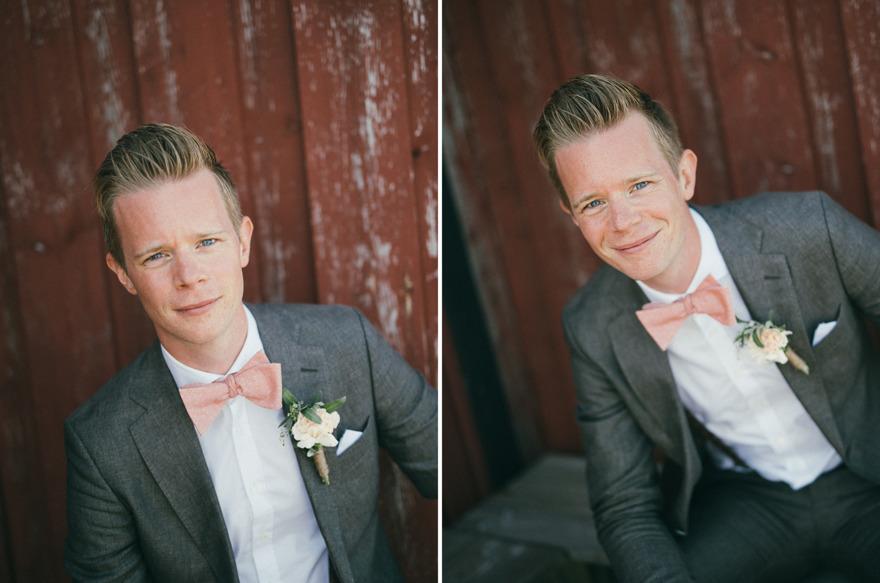 Bröllopsfotograf Rebecca Wallin, Bohus-Malmön