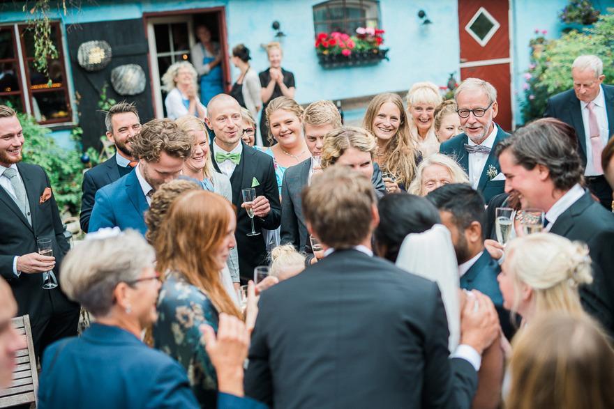 Sjöbacka gård, bröllopsfotograf på Österlen Rebecca Wallin