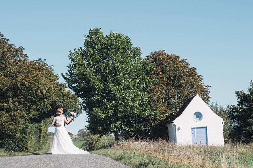 Brudpar på Österlen, Rebecca Wallin Österlen