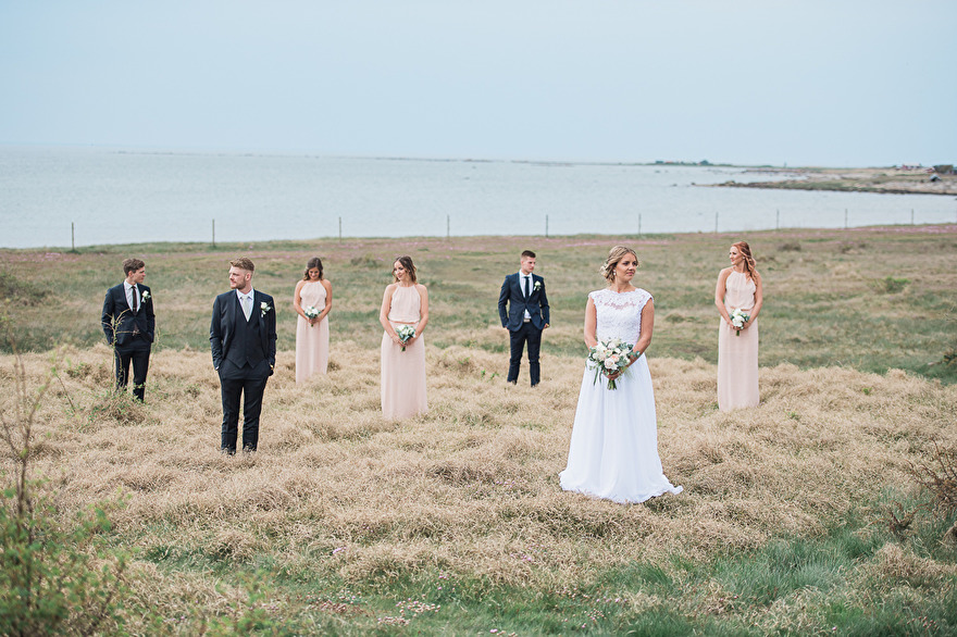 Weddingphotographer Rebecca Wallin
