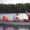 Fisketur på sjön