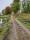 Vägen som leder till stugan
