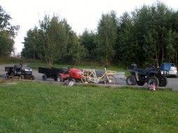 Fordonsparken i Hyllingsund ;)