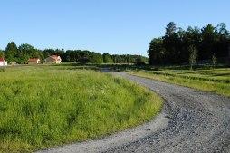 Vägen genom Hyllingsund
