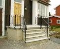 Trappräcke till villa i Kalmar