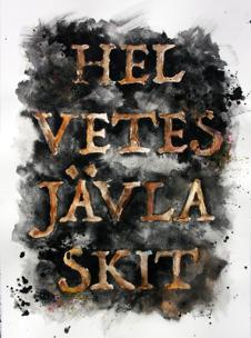 Kort A5 - Helvetes Jävla Skit