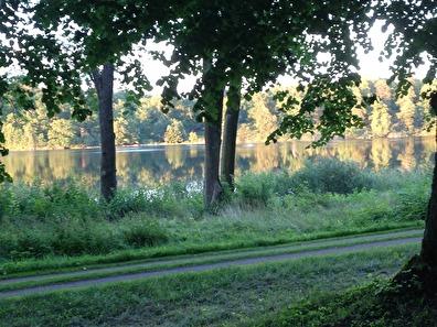 Härlig sommarbild från Sparreholm!